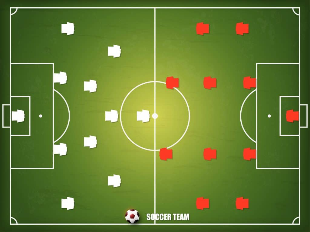 442 Soccer Match