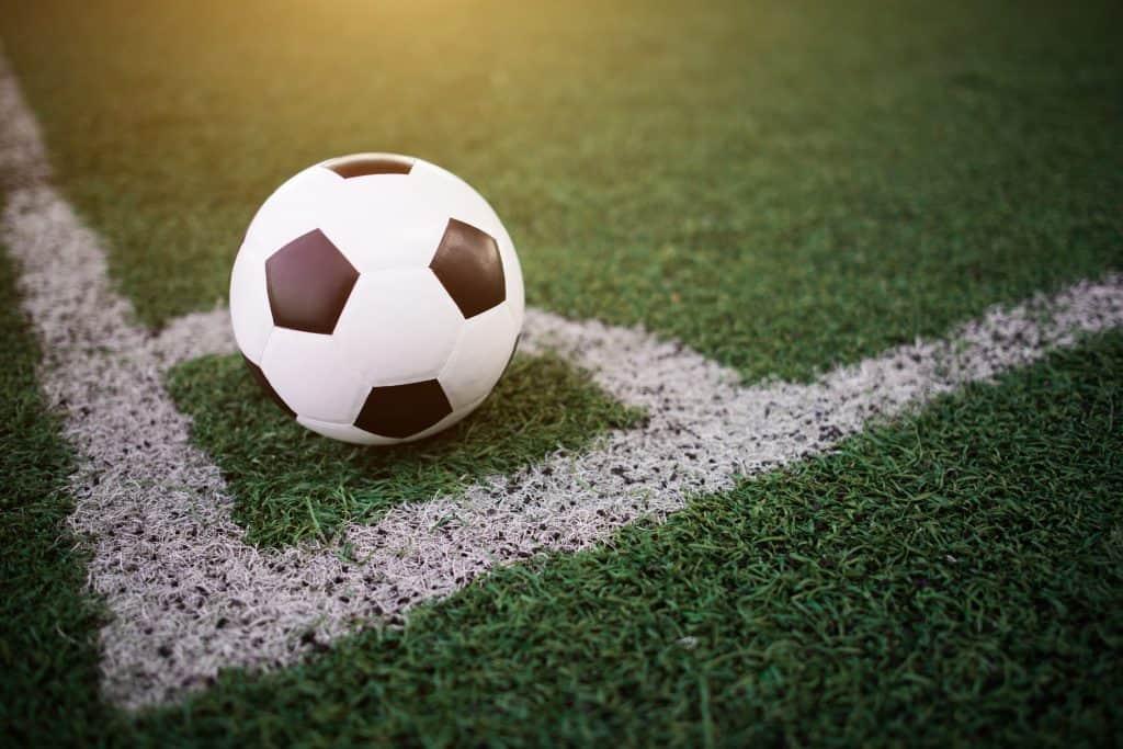 corner kick soccer