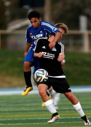 Soccer foul