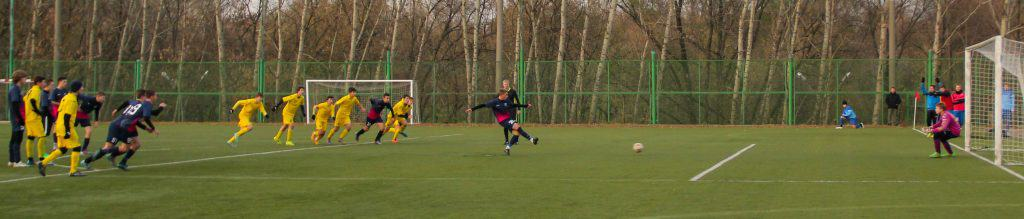 Youth game - mid penalty  (Soccer Rules for Goalies)
