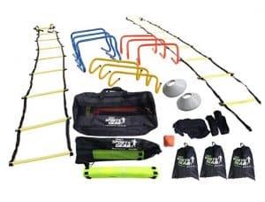Soccer training kit