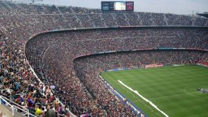 Popular soccer stadium many fans e1571511382341
