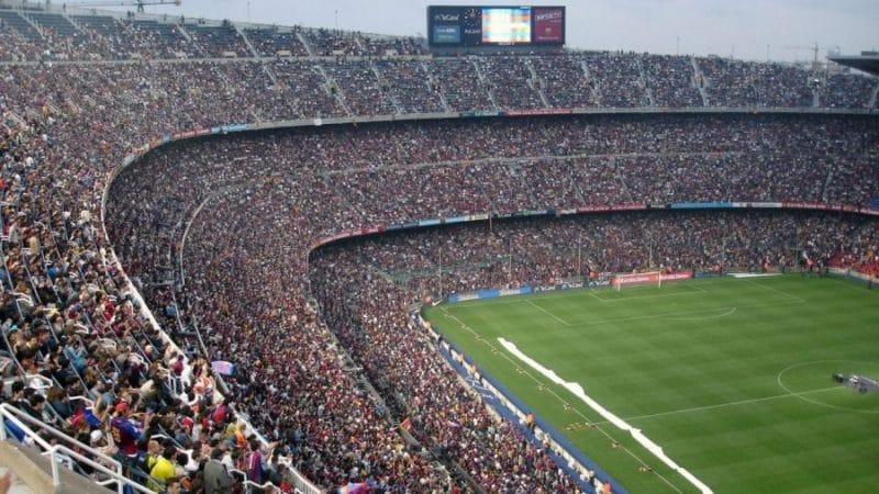 Popular soccer stadium many fans e1571511382341