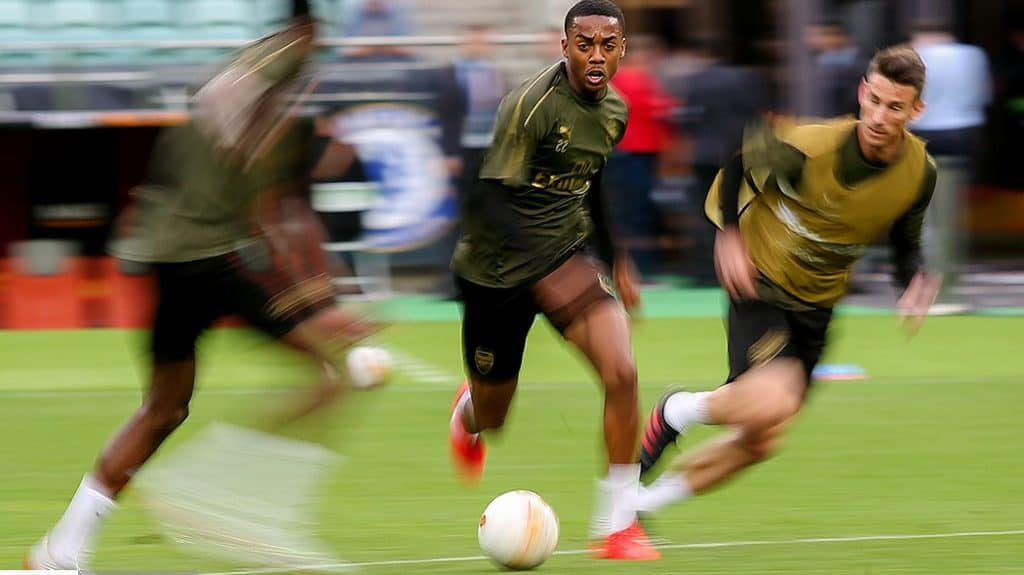 soccer players training 2
