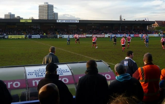 ○ How Many Soccer Teams are in London? The Best 13 ○ afc wimbledon