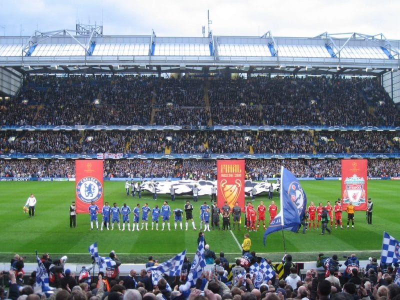 ○ How Many Soccer Teams are in London? The Best 13 ○ chelsea fc