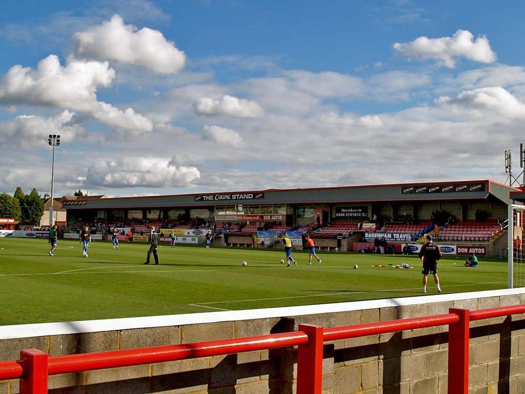 ○ How Many Soccer Teams are in London? The Best 13 ○ dagenham redbridge fc