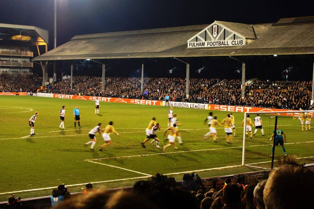 ○ How Many Soccer Teams are in London? The Best 13 ○ fulham fc