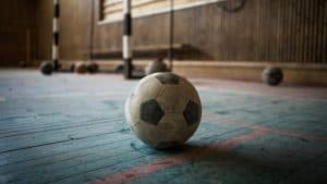 old soccer ball e1571233587771