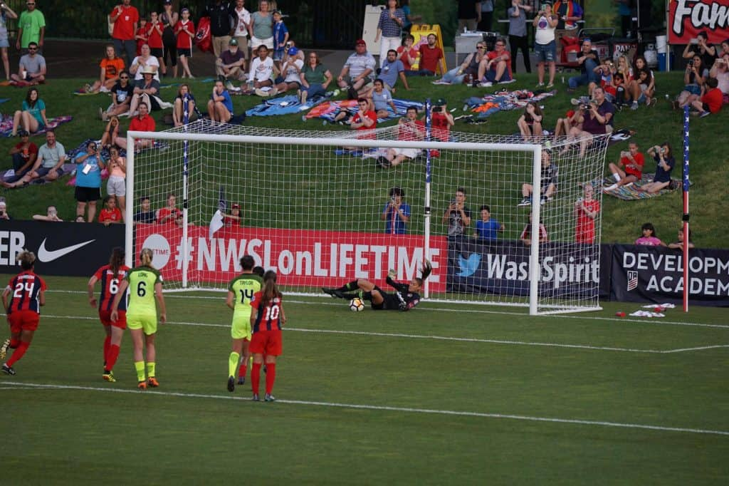 penalty kick saved - number of players on a soccer field - extras