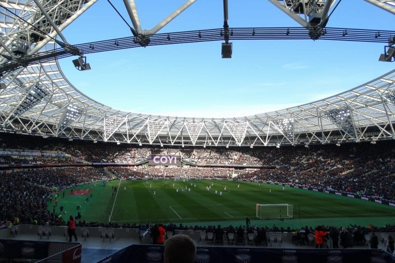 ○ How Many Soccer Teams are in London? The Best 13 ○ west ham fc