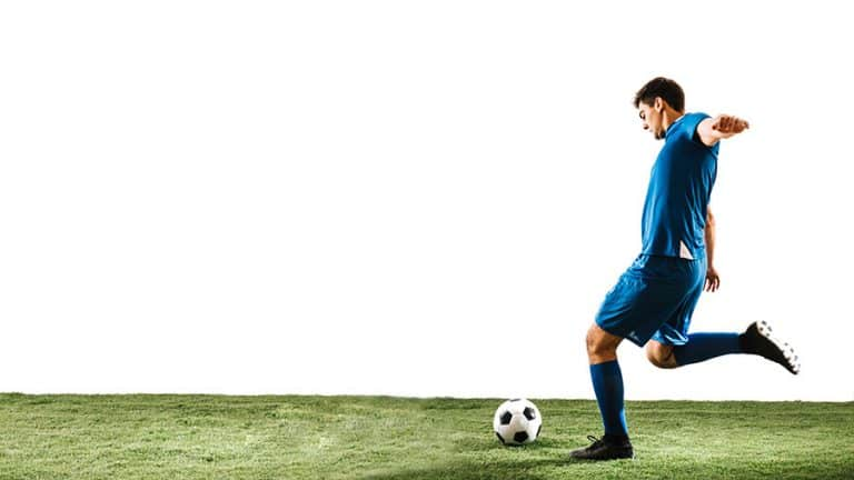 soccer player kicking ball example how to play soccer 900px