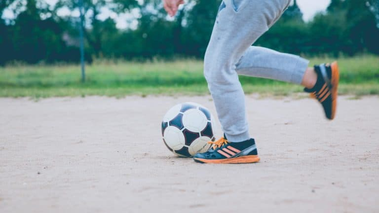 Street soccer legs - Is soccer a sport or an activity?