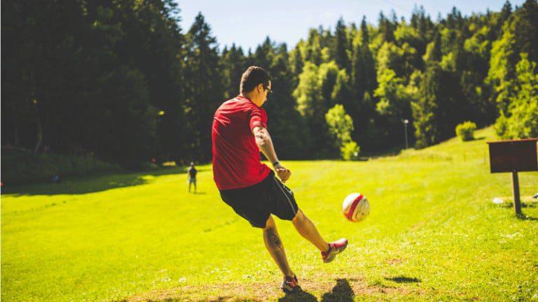 FootGolf---kicking-football-soccer-ball