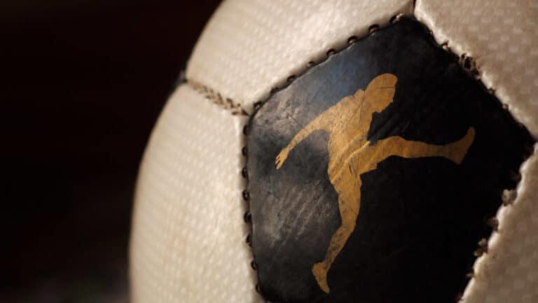 Soccer Ball - Close-up
