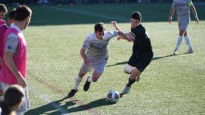 ○ Can D3 Soccer Players Go Pro? Your Guide to The Top ○ Youth soccer players down the line e1618154076599