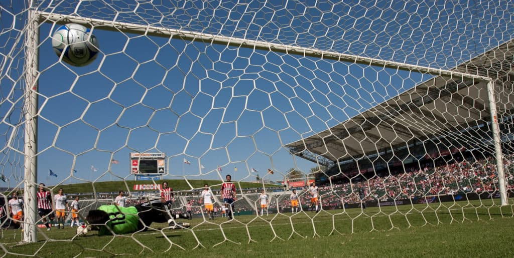 Chivas USA vs. Houston Dynamo Match