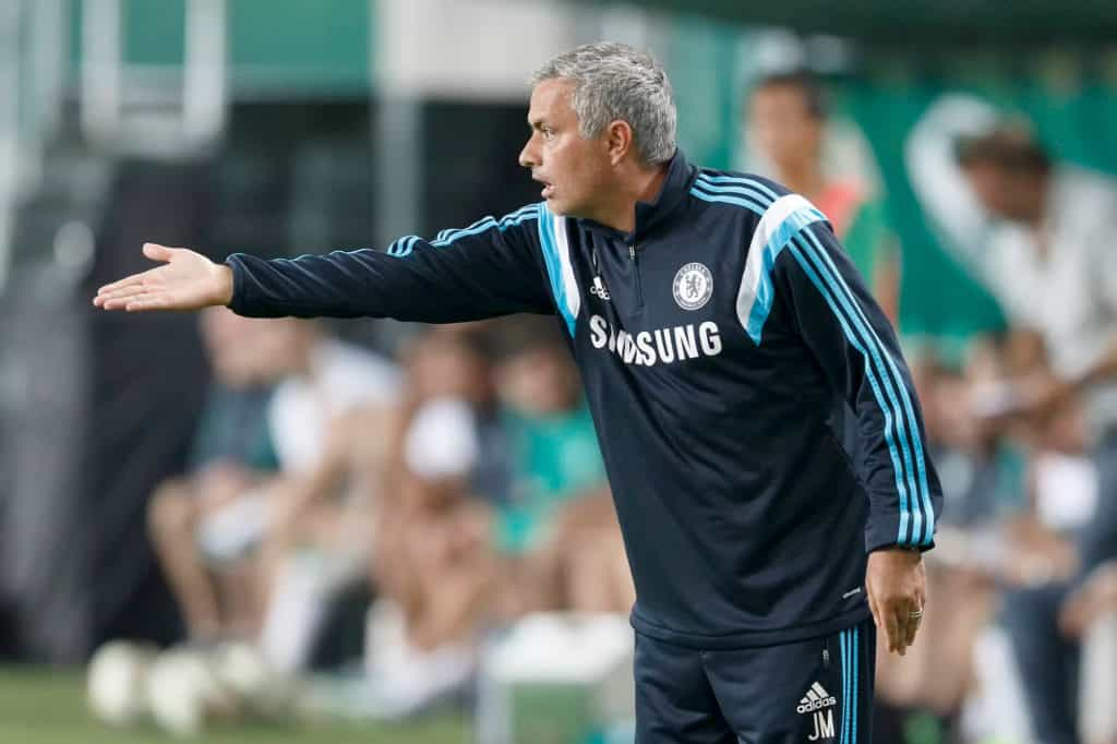 ○ No Experience and Want To Be A Soccer Coach: Here's How ○ Jose Mourinho Ferencvaros vs. Chelsea stadium opening football match