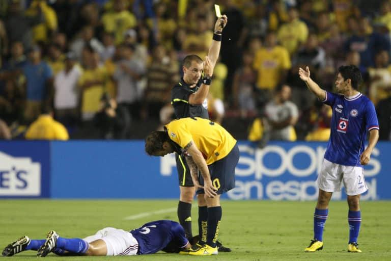 SOC: El Clasico Joven Club America vs. Cruz Azul
