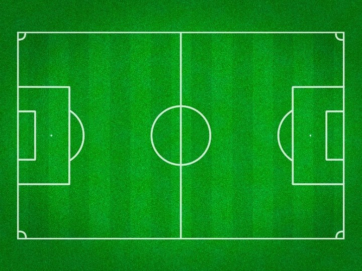 Soccer Field Diagram From Above